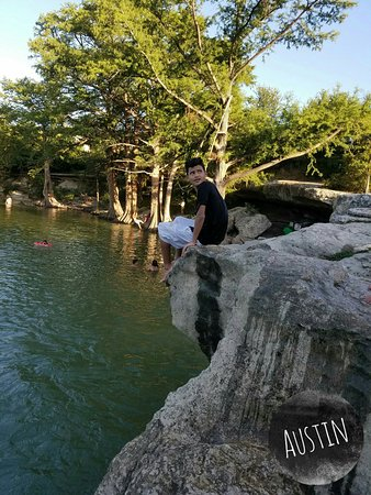 One Hot And Good Afternoon To Swim Picture Of Mckinney Falls State