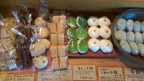 Tatsuno-machi, Ιαπωνία: 手作りお菓子