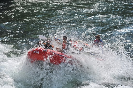 Dave Hansen Whitewater and Scenic River Trips: Emotions fortes au RDV sur la Snake River ;-)
