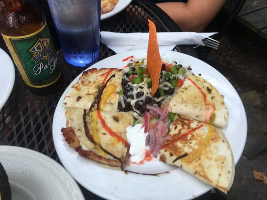 Rolando's Restaurante: Jose's Quesadillas!