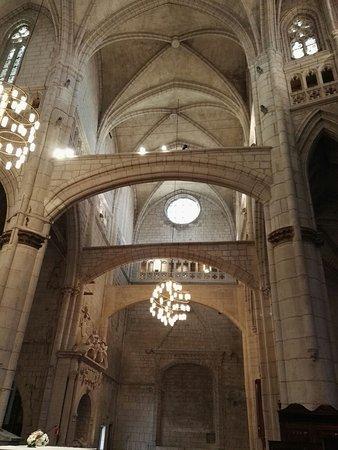 20160805_130933_large.jpg - Picture of Catedral de Santa Maria, Vitoria-Gaste...