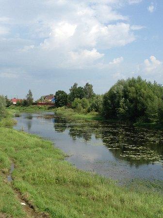 Жалкое подобие реки
