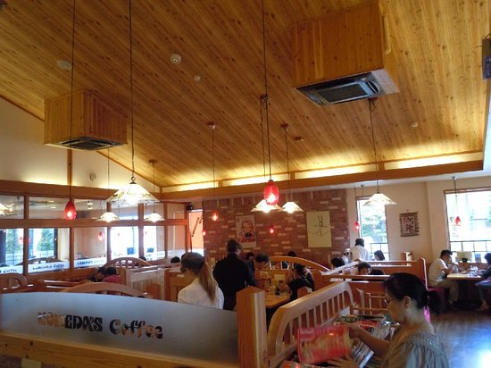 Komeda Coffee (Toda-Koen): コメダ珈琲店 戸田公園店