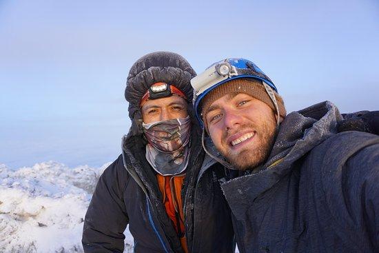 Machachi, Ekwador: Summit Chimborazo