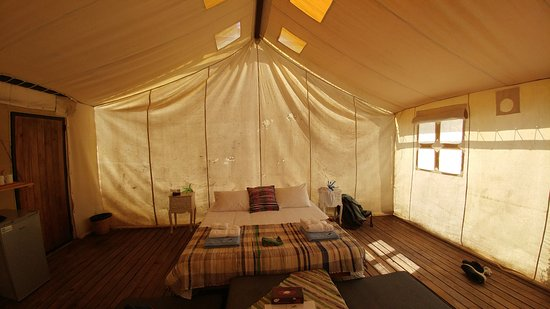 Jezzine, Libanon: the tent
