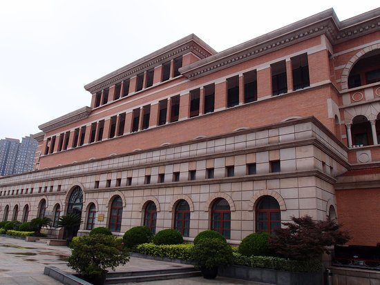 Shanghai Railway  Museum: 博物館大楼