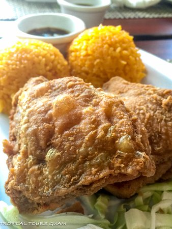 Terry's Local Comfort Food: Fried Chicken