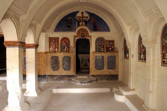 Mustafapasa, Turkiet: Ayos Vasilyos kilisesi-mustafapaşa