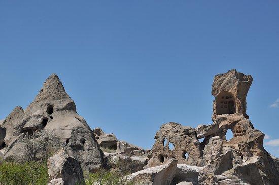 Mustafapasa, Turquía: Golgoli Antik şehri-mustafapaşa