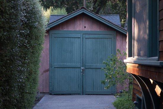 Palo Alto, CA: シリコンバレー発祥の小屋