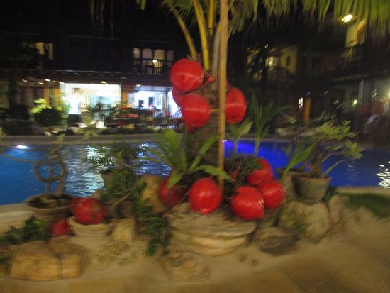 Red Coconut Beach Hotel: The Red Coconut Beach BBQ