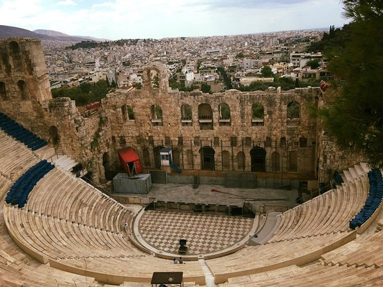 Athens Rent a Minibus - Tours: fun at Athens