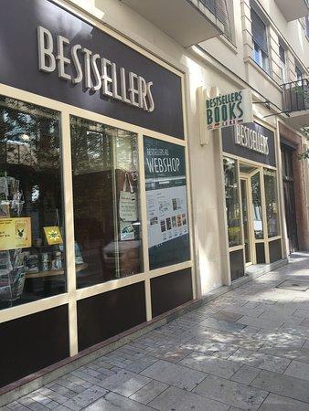 Bestsellers Book Store