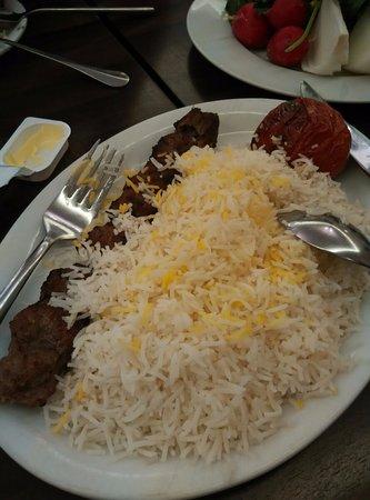 El Reda Restaurant e.K: Kubideh for 6 euro :)