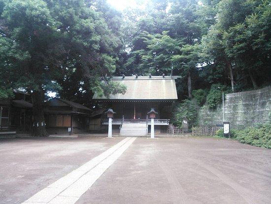 Kaminoge Inari Shrine