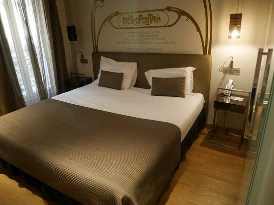Eurostars Panorama Hotel: 部屋の中