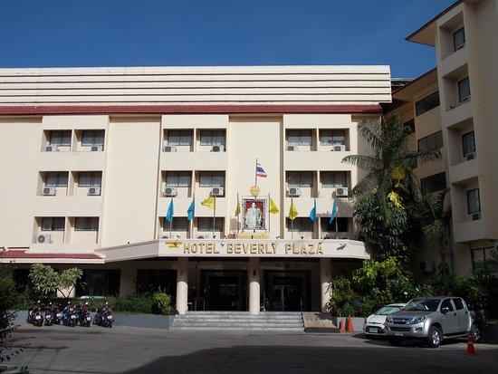 Beverly Plaza Hotel: Отель