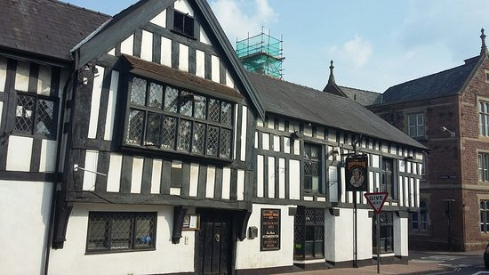 Queen's Head Monmouth: 20160512_171530_large.jpg