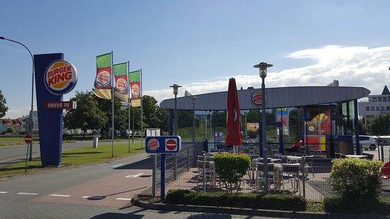 Karben, Deutschland: Burger King