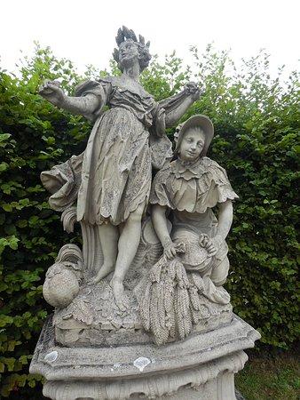 Veitshochheim, Duitsland: Skulptur