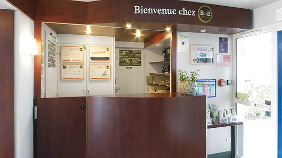 B&B Hotel Avranches Baie du Mont Saint-Michel: B&B Hôtel Avranches