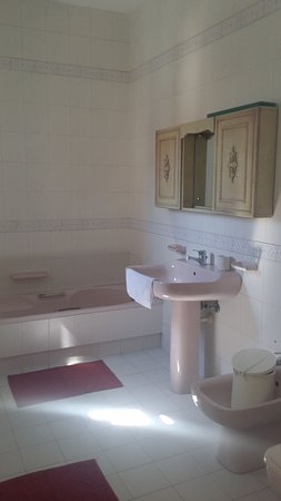 San Gwann, Malta: bathroom