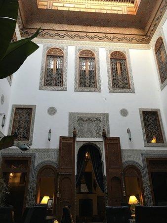 Dar Roumana: Entrance
