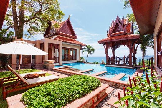 Diamond Cliff Resort and Spa: Two Bedroom Pool Villa