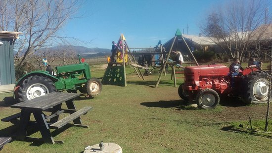Grabouw, África do Sul: Children playground