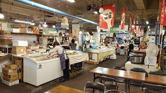 Mutsu Minato Ekimae Morning Market