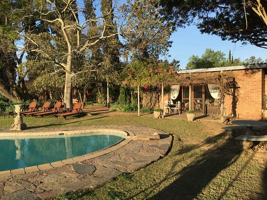 Аддо, Южная Африка: Probably the Best place to stay near Addo:)