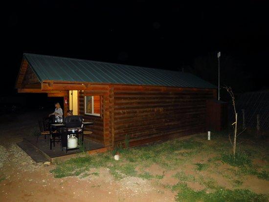 Cannonville, Utah: Vue extérieur du lodge