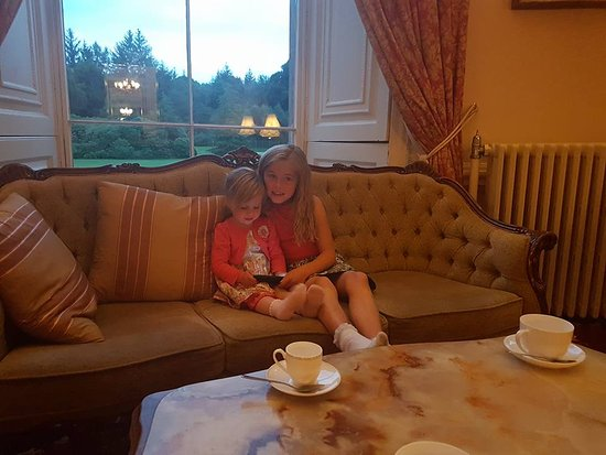 Cally Palace Hotel: family freindly