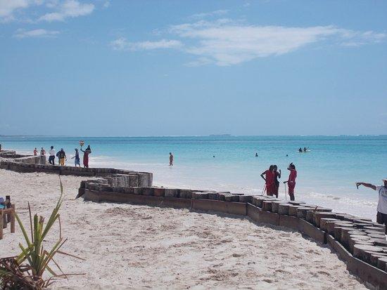 Dream of Zanzibar: un'altra visuale della spiaggia del resort