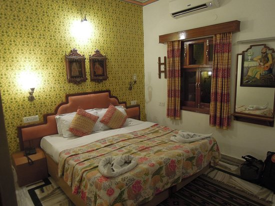 Hotel Pearl Palace: Really decent, clean and tidy rooms (not that easy to find in India)