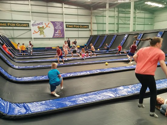 ‪JumpLanes Indoor Trampoline Centre‬