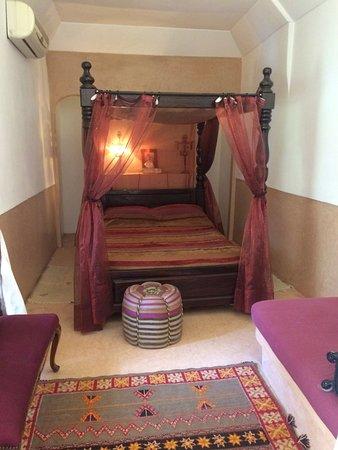 Riad El Zohar: Ourika room