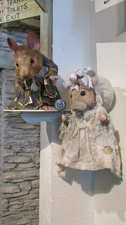 Bowness-on-Windermere, UK: World of Beatrix Potter