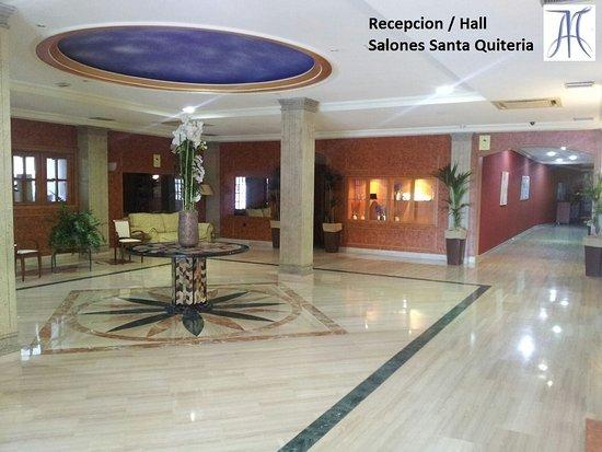 Almassora, Espanha: Recepcion para eventos y banquetes