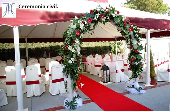 Almassora, Espanha: Ceremonias civiles