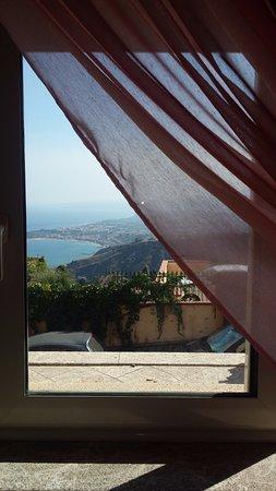 Villa Barone - Luxury B&B: Vista dalla camera