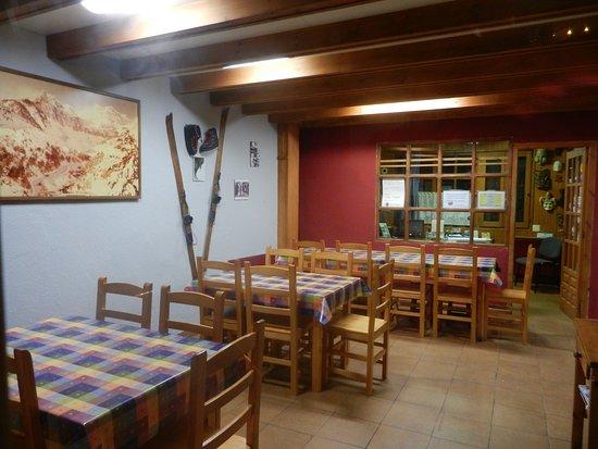 Канданчу, Испания: entrada comedor