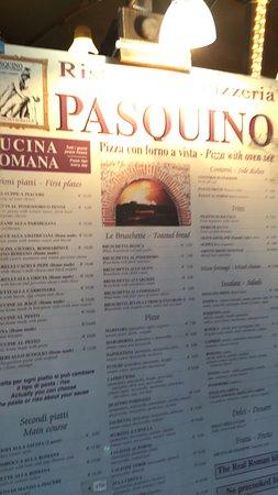 Osteria Pizzeria Pasquino: photo0.jpg