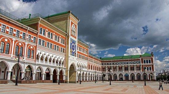 мини Венеция - Изображение Национальная художественная галерея, Йошкар-Ола  - Tripadvisor