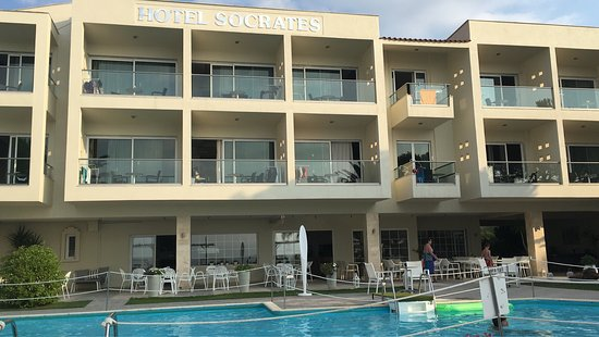 Socrates Plaza Hotel: photo1.jpg