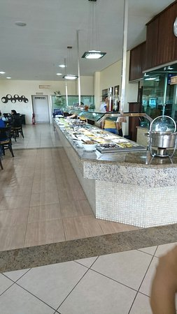 Santa Cruz do Capibaribe, PE: Restaurante Kumaru