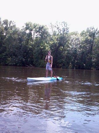 Lillington, NC: My son loved the adventure.