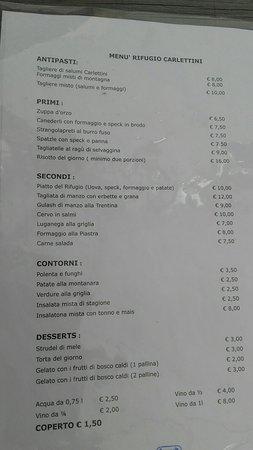 Rifugio Carlettini: 20160807_120006_large.jpg