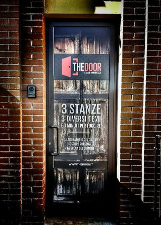 The Door - Escape Room Brescia