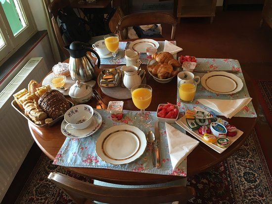 The Hermitage Bed & Breakfast : Vintage elegance